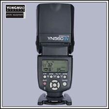 YONGNUO Flash Speedlite YN-560 IV for Canon Nikon Pentax Olympus Fuji Cameras