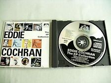 Eddie Cochran  ‎– The EP Collection