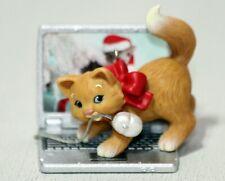 Hallmark 2016 Mischievous Kittens 18Th In Series Keepsake Ornament