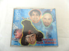 """PREZIOSO FEAT. MARVIN """"Tell me why"""" 3 Tracce Pazzia Extended Radio CD Musicale"""