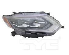 TYC NSF Right Side LED Headlight Asy For Nissan Rogue SL/SL HYBD 2017-2018 Model