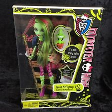 New Monster High Doll 2011 First Wave Release VENUS McFlytrap Original Doll NRFB