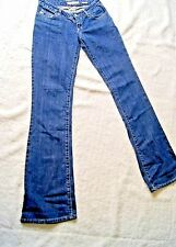 Miss Sixty Jeans Women's Denim Pants Sz 26 100% Cotton Extra Low TY Basic Italy