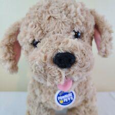 Build a Bear Workshop Labradoodle Dog Puppy Lab Promise Pet Plush Stuffed Animal