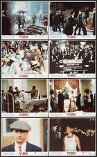ONCE UPON A TIME IN AMERICA original color lobby set SERGIO LEONE/ROBERT DE NIRO