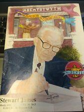 Vintage Stewart James Genii Issue 1991