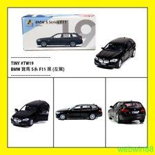 NOV 2019 TINY TW19 BMW 5 Series F11 Taiwan black