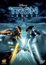 Tron: Legacy (DVD, 2011) Jeff Bridges Olivia Wilde NEW