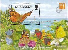 GB-Guernsey Block18 (kompl.Ausg.) postfrisch 1997 Briefmarken