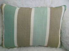 Bedroom Rectangular 100% Linen Decorative Cushions & Pillows