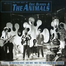 Eric Burdon & The Animals The Very Best of CD NEW