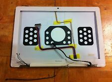 """Apple Macbook 13.3"""" A1181 LCD Back Cover,Bazel, Assembly w/ Webcam & All Cables"""