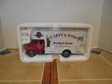 First Gear J.Levy & Sons B-Mack moving van,RARE,1:34 scale,NIB,stock #19-1971