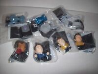 Star Trek Movie Burger King  2009 Talking Figures~Ships~Weapons 10 piece sealed