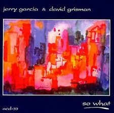Jerry Garcia - So What [New CD]