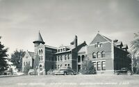 OWATONNA MN – State School Main Building Real Photo Postcard rppc