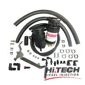 Ford Ranger, Mazda BT-50 3.2L ProVent oil catch can Fuel Manager Kit FMPV621DPK