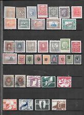 timbres  D UKRAINE   LOT D UNE PLANCHE
