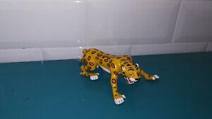 19.9.15.1 figurine panthere Sabor Disney heroes Famosa Tarzan