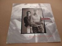 "CLIMIE FISHER "" RISE TO THE OCCASION "" 7"" SINGLE P/S 1987 EXCELLENT EMX 33"