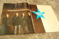 The Eagles 2007 article Don Henley, Glenn Frey & Backstreet Boys Nick Carter