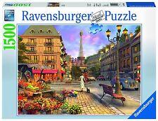 Ravensburger Vintage Paris Jigsaw Puzzle 1500 Piece