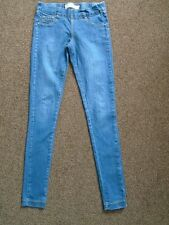 Faded Jeans Low Jeggings, Stretch for Women