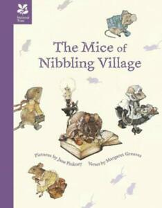 Mice of Nibbling Village by Margaret Greaves (English) Hardcover Book Free Shipp