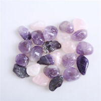 Wholesale 200g Bulk Tumbled Stone Pink Amethyst Crystal Healing Reiki Mineral