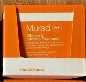 Murad Vitamin C Infusion Treatment Gel + Powder 15 Treatments Brand New Boxed