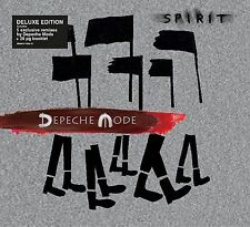 DEPECHE MODE SPIRIT DELUXE 2 CD (Released March 17th 2017)