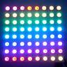 WS2812B 8*8 64-Bit Full Color 5050 RGB LED Lamp Panel Light For Arduino IB
