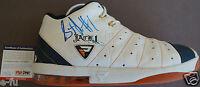STEPHEN JACKSON Game Used NBA Warriors Signed Shoe Auto PSA/DNA COA Autograph