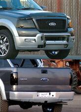 2004-2008 F150 Smoke GTS Acrylic Headlight Taillight Covers Protection 4pc Set
