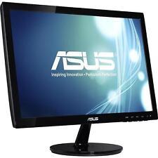 ASUS VS VS197DE 47 cm (18,5 Zoll) 16:9 LED LCD Monitor - Schwarz