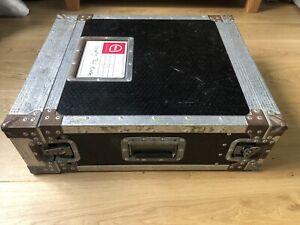 A 2 Unit Flight case