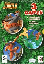 Disney - Jungle Box 3 Giochi Per PC CD-Rom