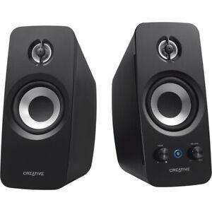 Creative Labs 51MF1670AA003 Speakers T15 Wireless 2.0 Bluetooth Speaker System