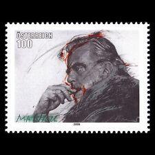 Austria 2008 - Maximilian Schell Actor Cinema Art - Sc 2176 MNH