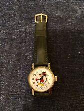 Vintage Bradley Mickey Mouse Swiss Watch