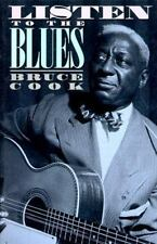 Listen to the Blues Bruce Cook PB