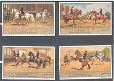 Liebig - Equestrienne School S1371 (French) - Set