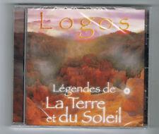 LOGOS - LÉGENDES DE LA TERRE ET DU SOLEIL - 13 TITRES - 2003 - NEUF NEW NEU
