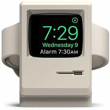 Elago Upgraded W3 Stand (White) For Apple Watch Series 5, 4, 3, 2, 1, 44mm, 38mm