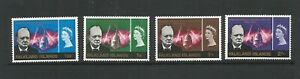 Falkland Islands 1966 Sir Winston Churchill Unmounted Mint SG 223/6