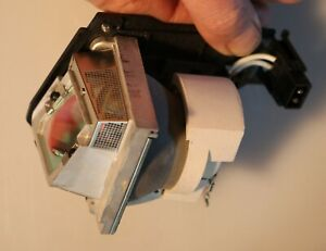 NEW bulb and housing for DELL S300W projector, with factory box.