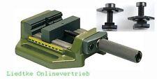 Proxxon 20402Prismen-Maschinenschraubstock 100 + Primus Befestigungssatz 203394