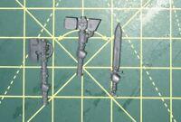 Devastator Sergeant Weapons Warhammer 40K Bits Space Marines
