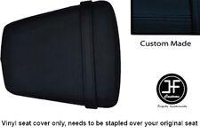 PURPLE STITCH VINYL CUSTOM FITS YAMAHA 600 YZF R6 99-02 REAR SEAT COVER ONLY