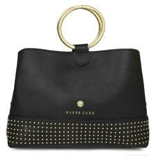 GUESS LUXE Leather Bloom Bucket Bag. RRP £155